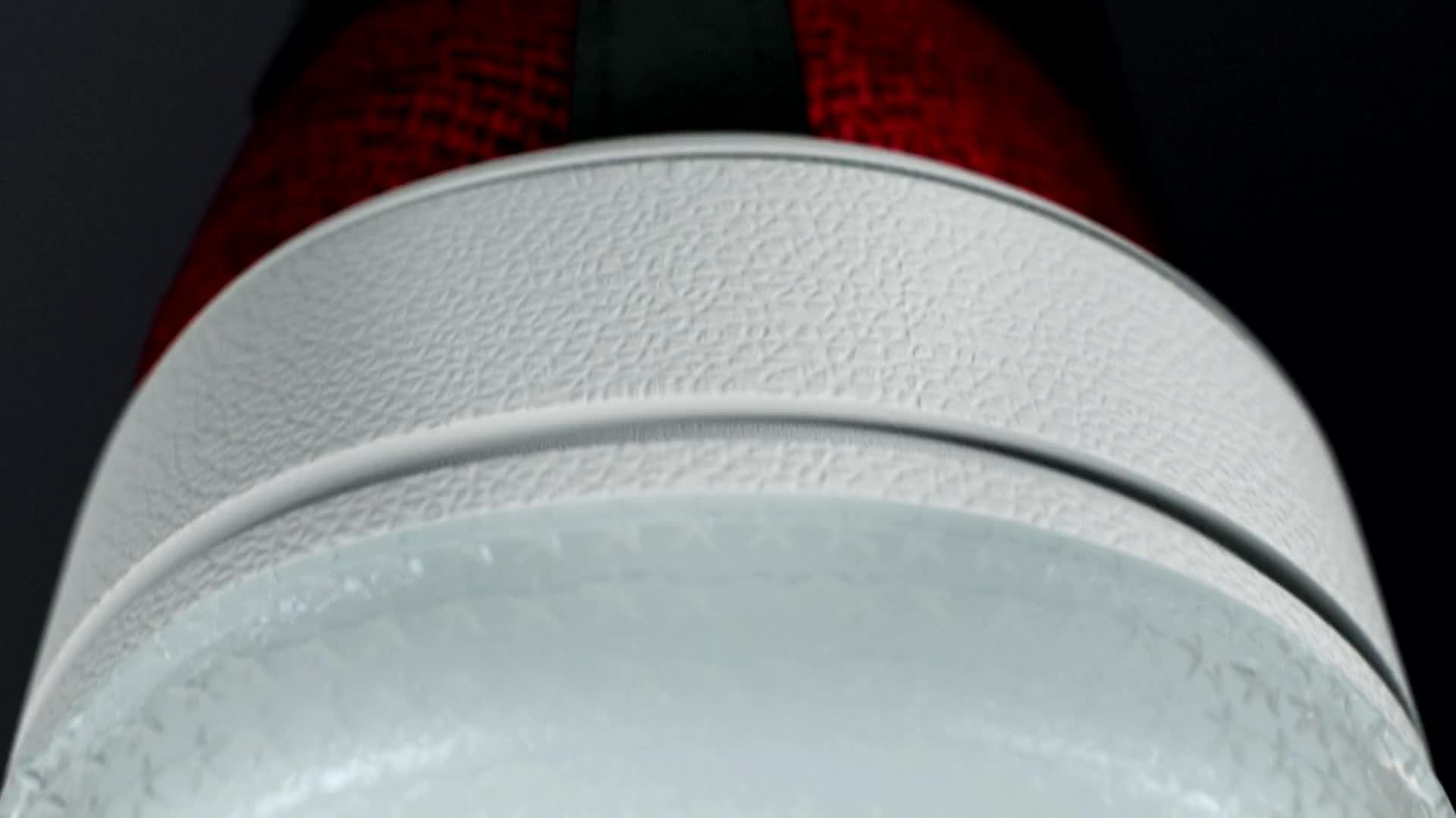 Nike Flyknit sport 3d cgi air force 1 sole