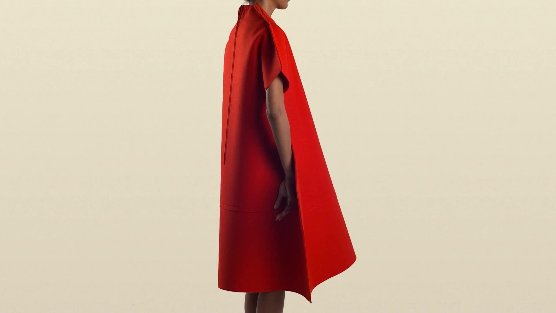 Wallpaper fashion design awards design video film woman
