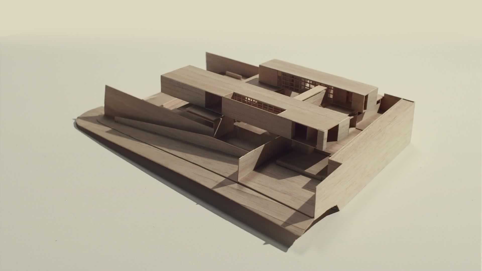 Wallpaper fashion design architecture design video