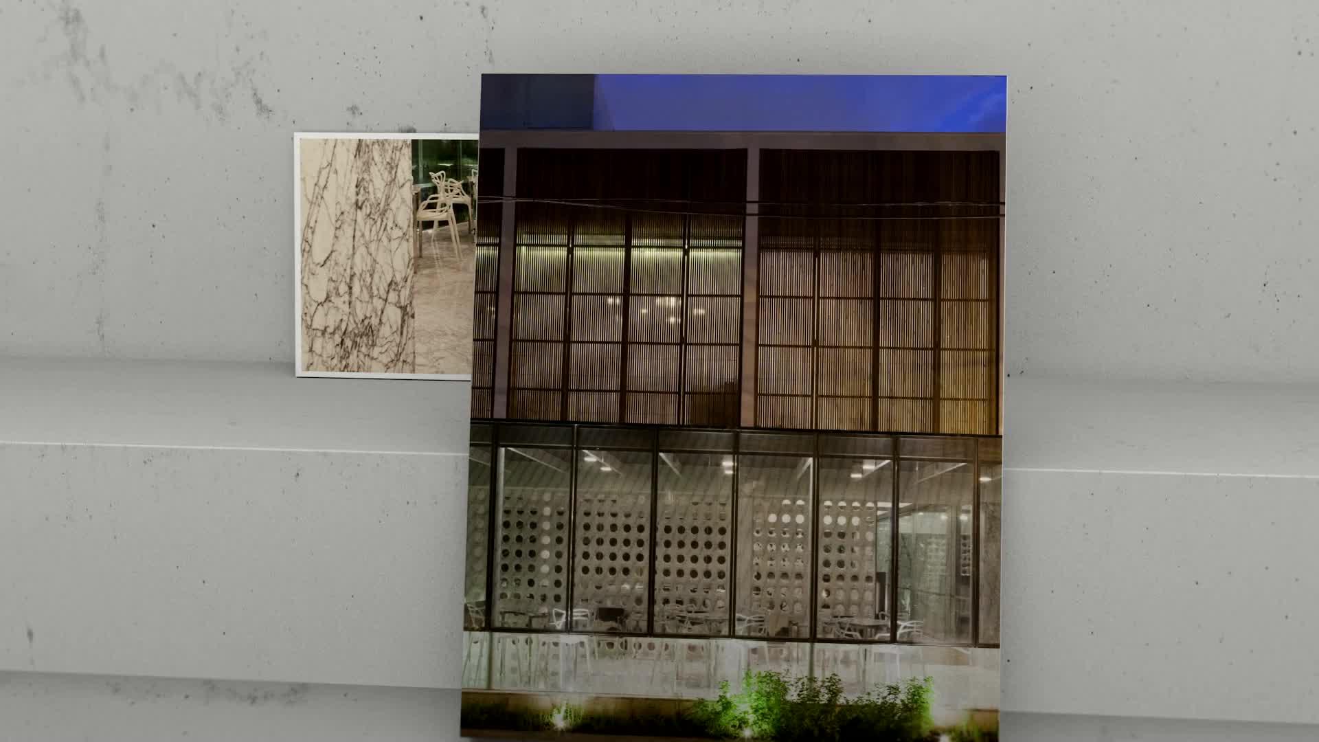 Wallpaper fashion design interior design video