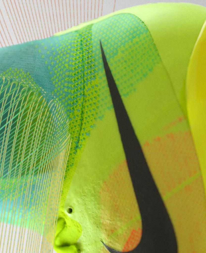 Nike Flyknit 3d shoe cgi design olympics magista